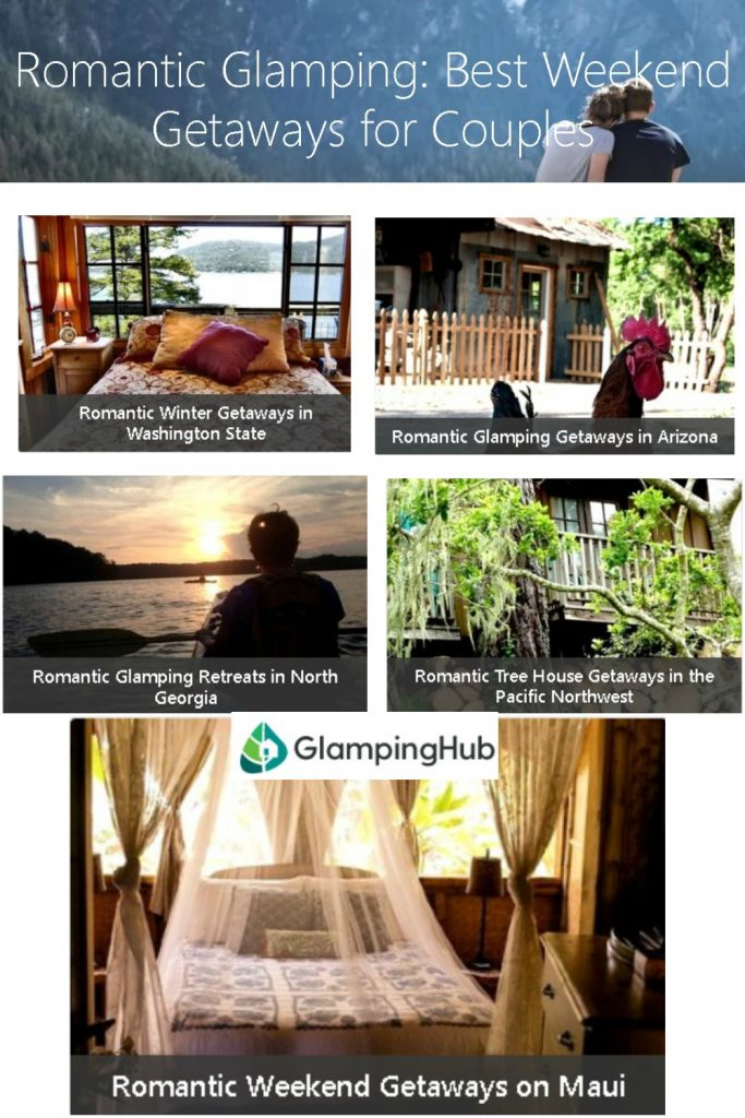 Glamping Hub - 2020 Valentine's Day Gift Guide