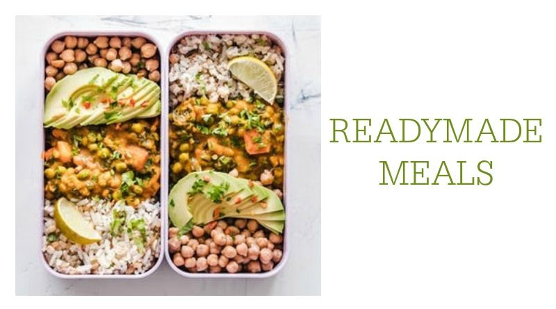 Readymade Meal Delivery