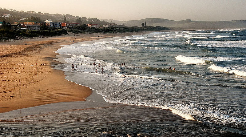Scottburgh Beach, South Africa