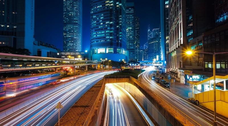 Hong Kong Night Skyline - Move to a More Urban Area