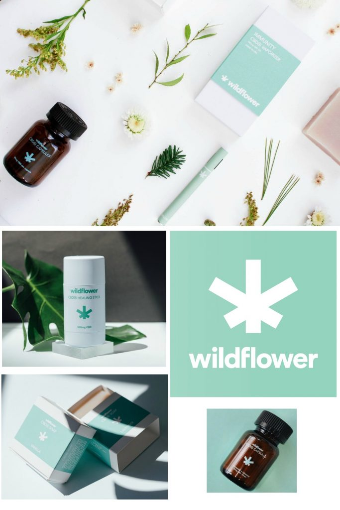 Wildflower CBD Products - 2020 Valentine's Day Gift Guide