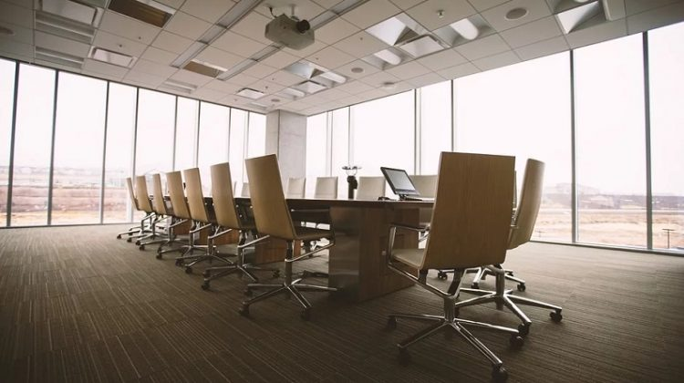 High Rise Office Conference Room - Is Your Office Dressed To Impress?