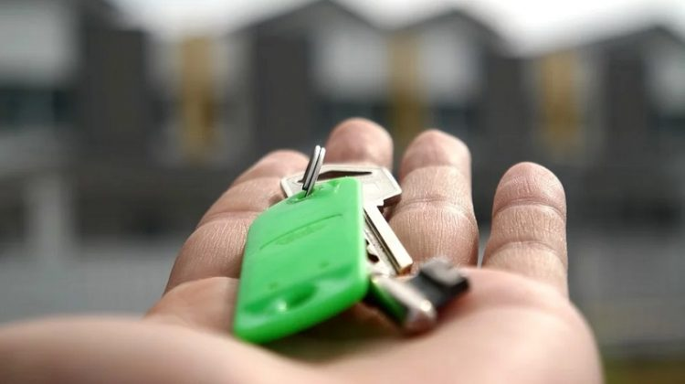 Open Hand Holding House Keys - The Most Important Considerations After You've Bought A Property