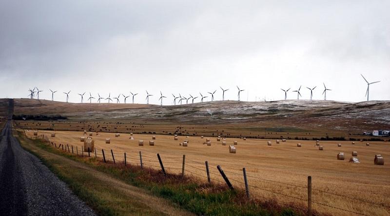Wind farm - Be More Environmentally Friendly