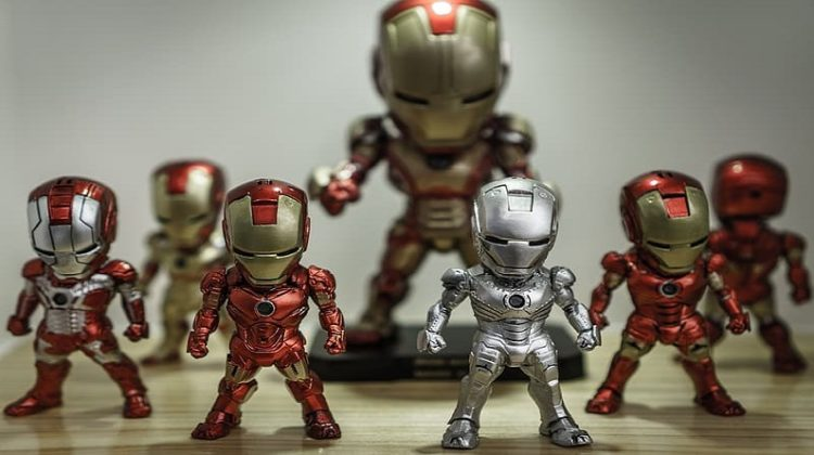 Marvel Ironman Figurine Collection - Gifts for Dedicated Movie Fans