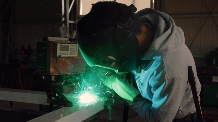 A Man Welding - Types of Welders