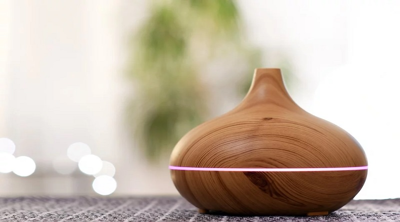 Wood Essential Oil Diffuser - 4 Types of Aroma Diffusers
