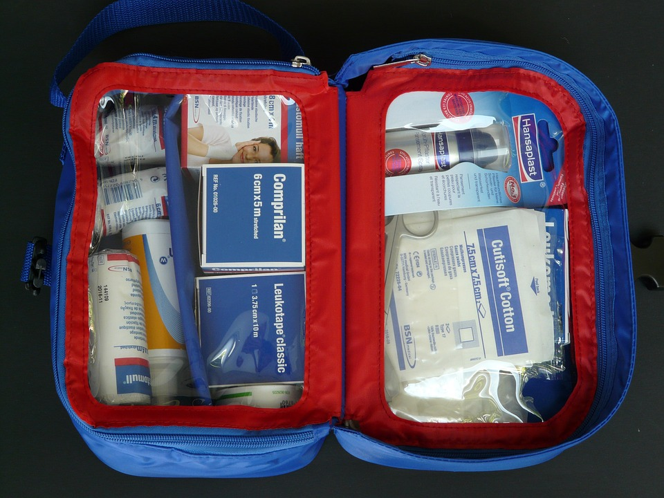 First Aid Kit - Improve Safety In Your Home