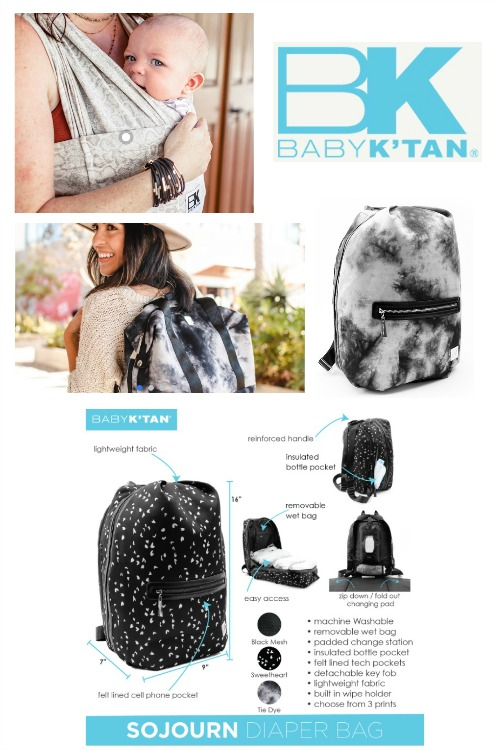 BABY K'TAN - 2020 Mother's Day Gift Guide Page