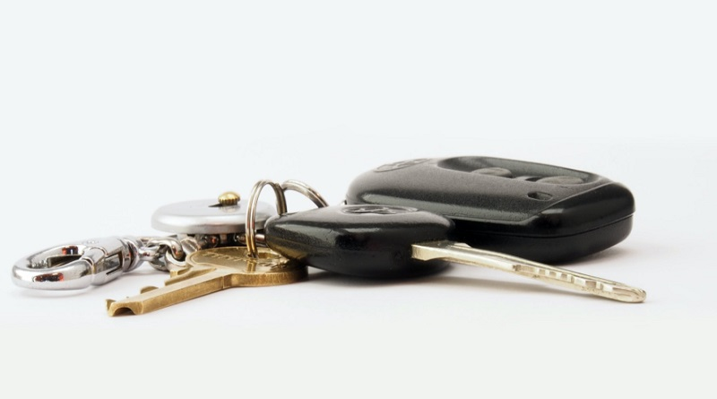 Car Keys - Buying Your Very First Car