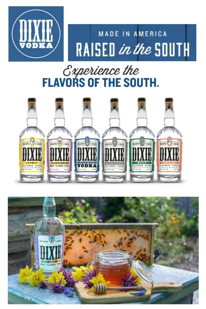 Dixie Southern Vodka - 2020 Mother's Day Gift Guide Page