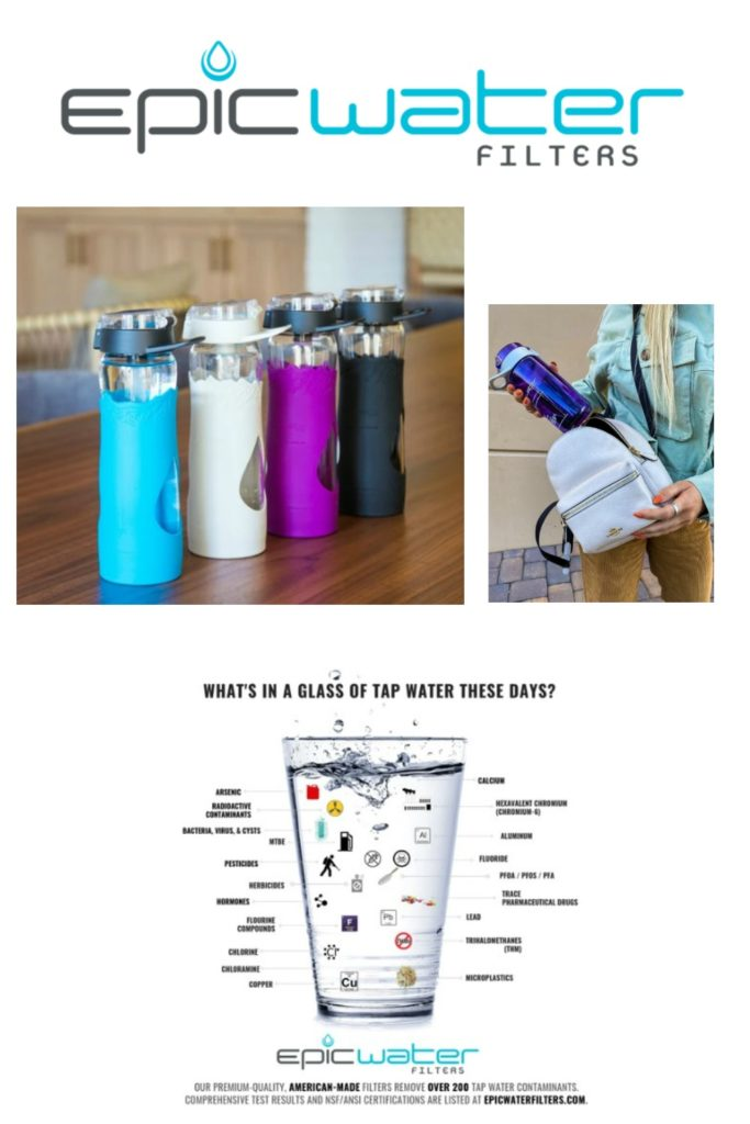 Epic Water Filters - 2020 Mother's Day Gift Guide Page