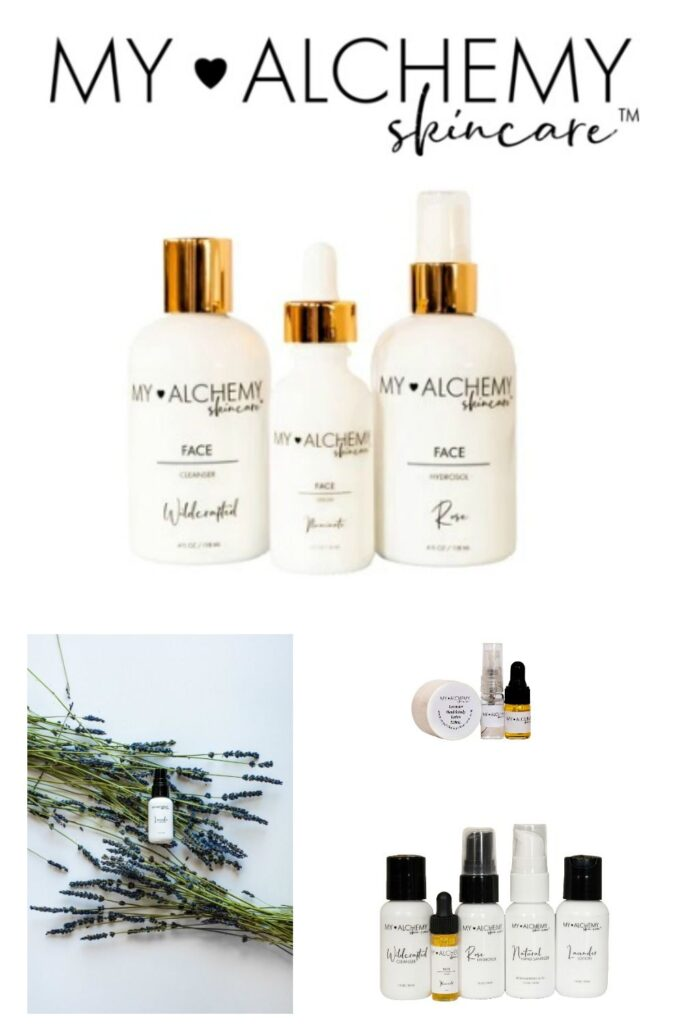 My Alchemy Skin Care Products - 2020 Mother's Day Gift Guide Page