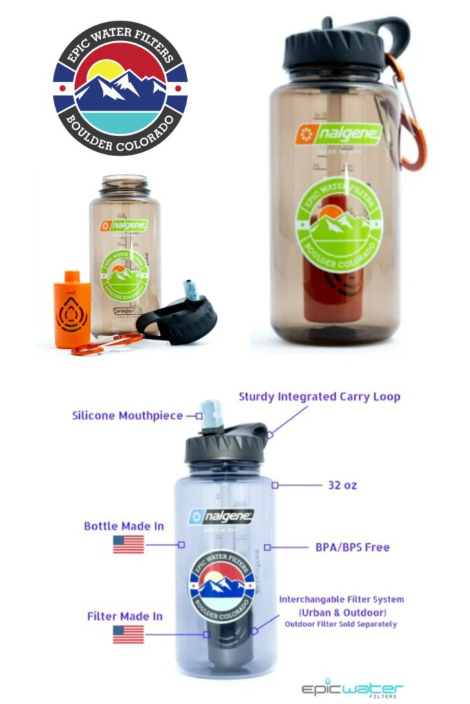 Epic Water Filter - 2020 Father's Day Gift Guide Page