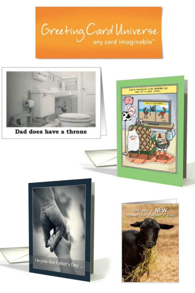 Greeting Card Universe - 2020 Father's Day Gift Guide Page