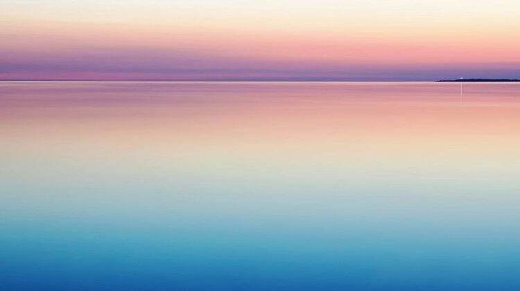 Pink and Blue Sky - Dealing With Grief and Loss