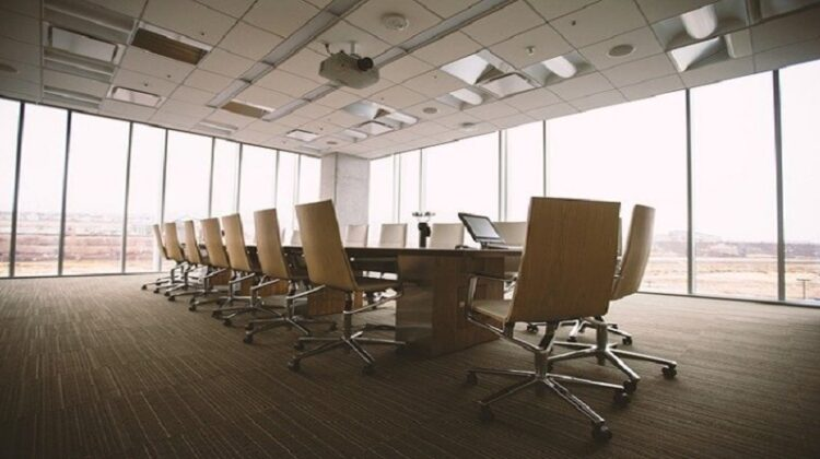 Office Conference Room - Avoid Potential Falls & Trips at Your Office