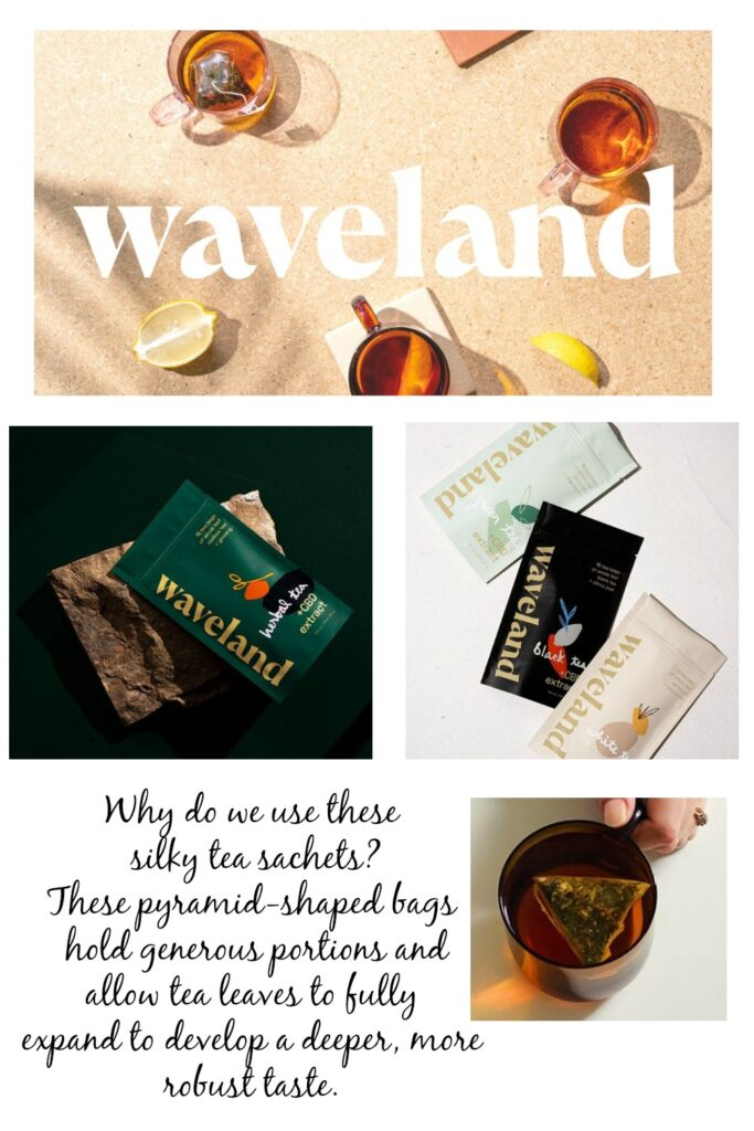 Waveland CBD Tea - 2020 Father's Day Gift Guide Page