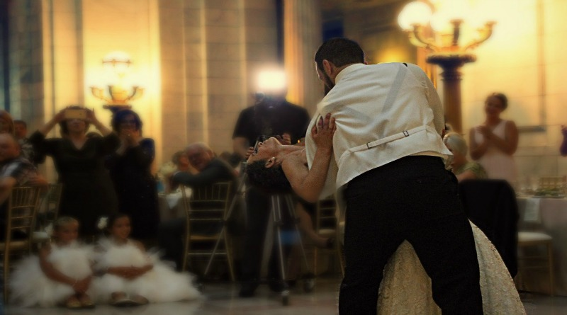 Bride and Groom and Guests - Wedding Games Ideas to Entertain Guests