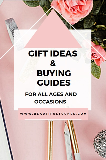 GIFT IDEAS AND BUYING GUIDES