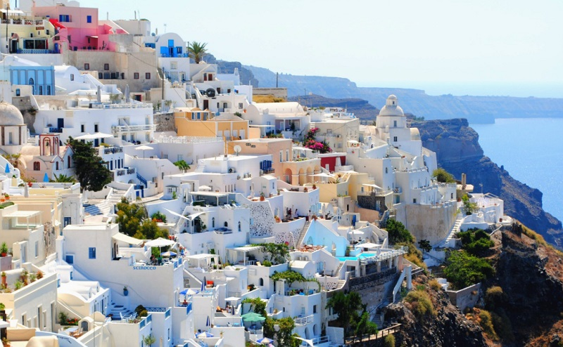 Santorini Greece - Islands You'll Fall In Love With