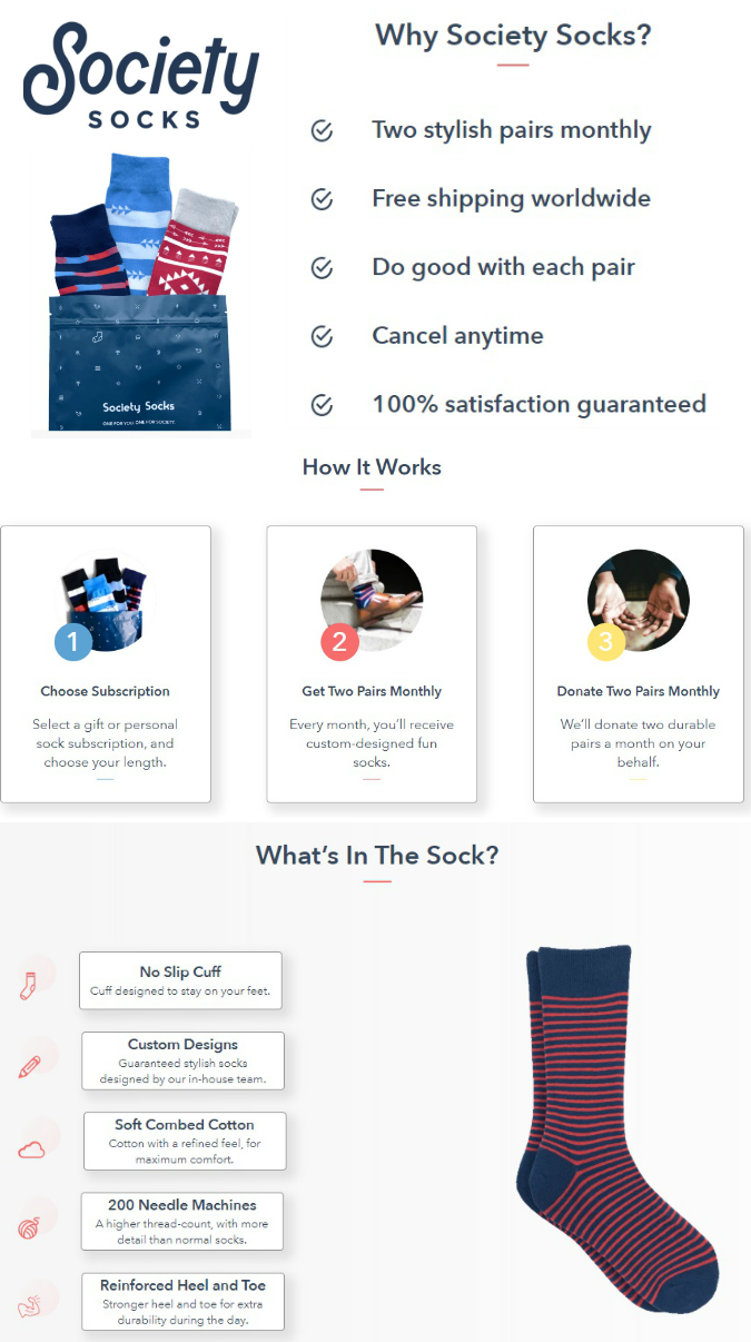 Society Socks - 2020 Summer Fun Summer Travel Gift Ideas and Buying Guides