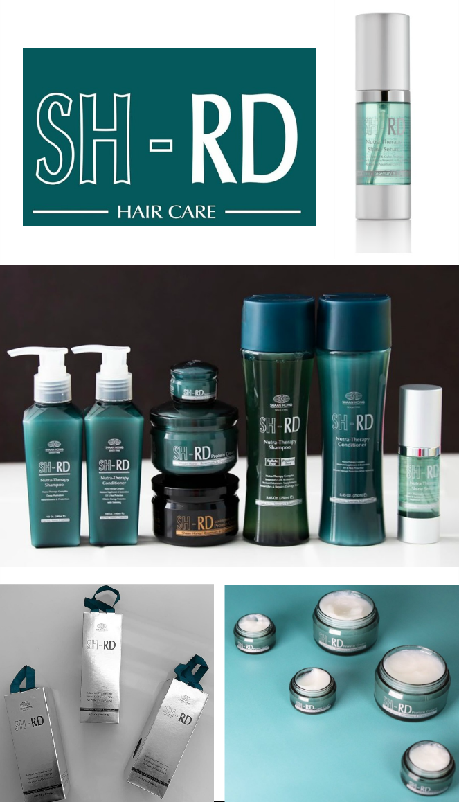 SH-RD Hair Care Products - 2020 Summer Fun Summer Travel Gift Ideas and Buying Guides