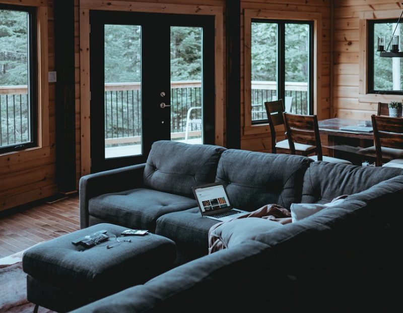 Large Sectional Sofa - Unique Touches for Your Home