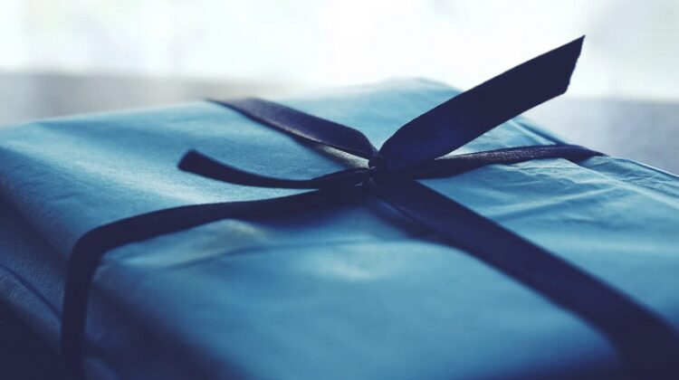 Large Wrapped Gift - Housewarming Gifts