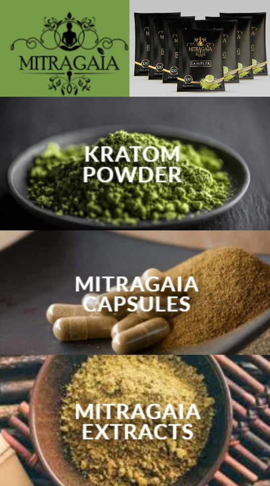 Mitragaia: All About Kratom