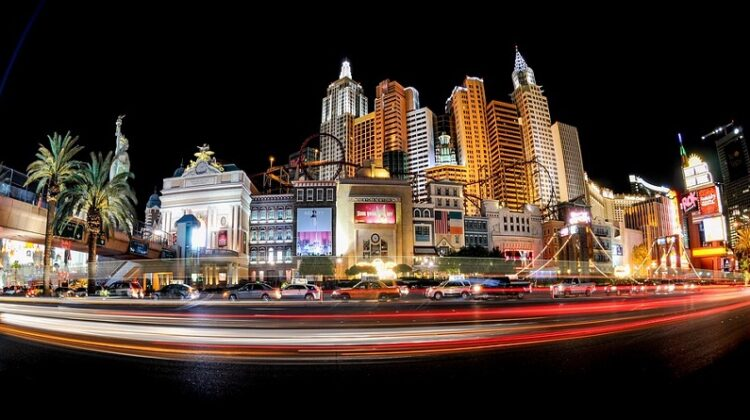 Vegas - Cirque Du Soleil