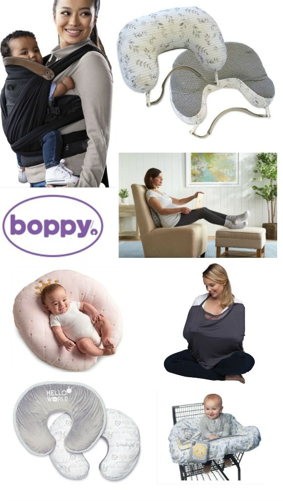 Boppy - 2020 Virtual Baby Shower Gift Ideas and Buying Guide