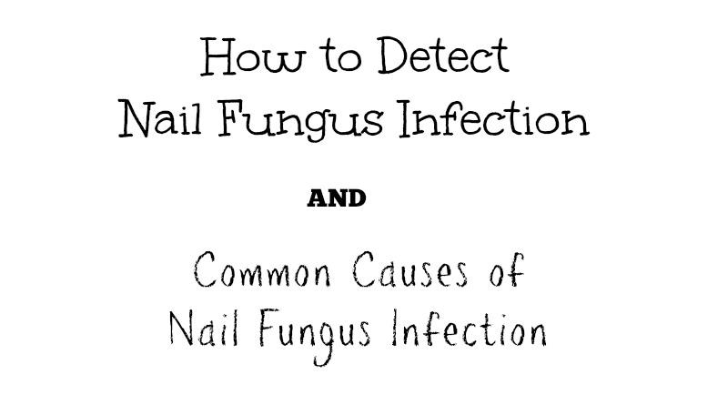 Nail Fungus Text -