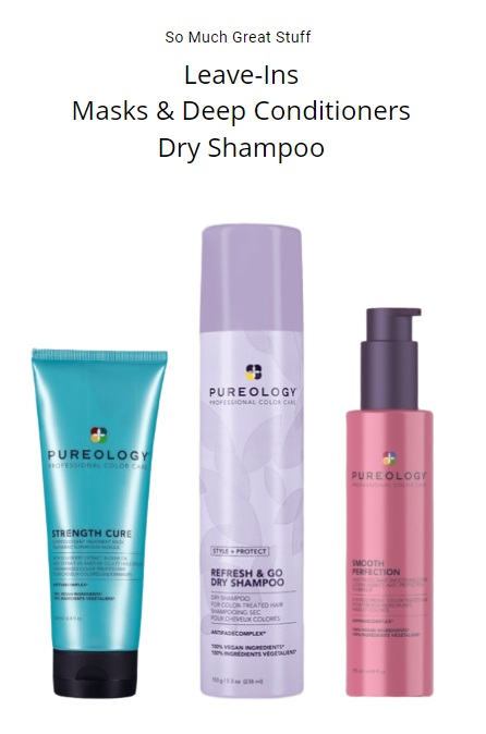Pureology Hair Care Products