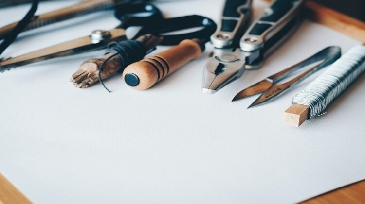 Tools on a worktop - DIY Projects For Summer and Fall