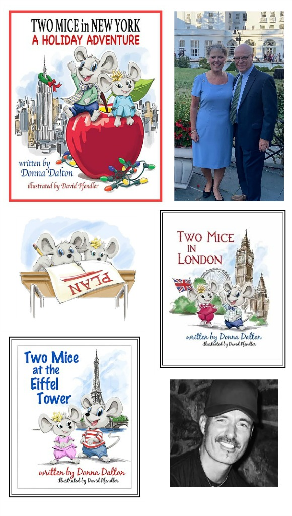 Two Mice in New York...A Holiday Adventure - 2020 Christmas in August Gift Ideas and Buying Guide