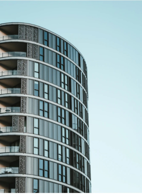 High Rise in Sydney - Strata Cleaning