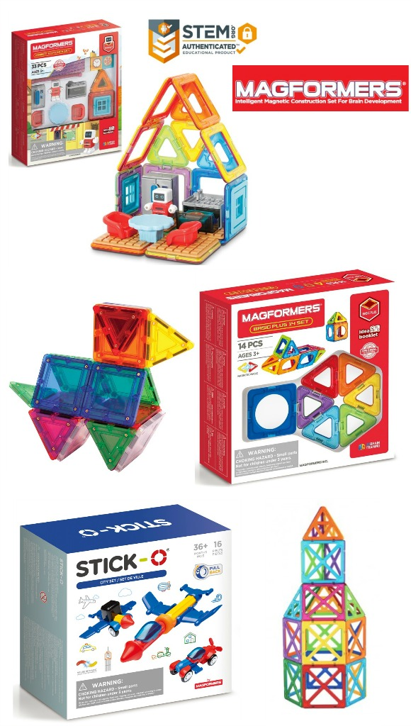 MAGFORMERS / STICK-O by MAGFORMERS - 2020 Back to School Gift Ideas