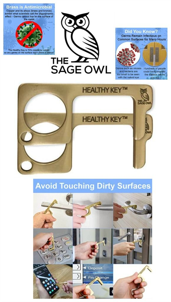 The SAGE OWL Healthy Key