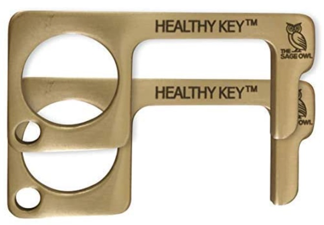 The Healthy Key from The SAGE OWL