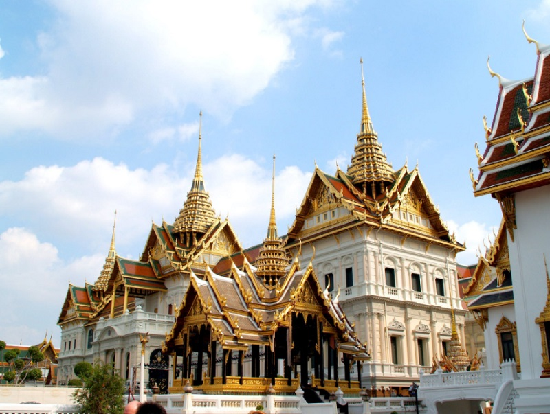 Wat Phra Kaew - Temple of the Emerald Buddah - Best Cities in Thailand for Vacations
