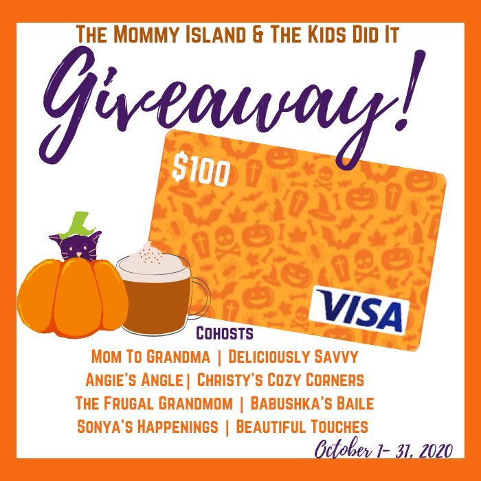 October VISA Giveaway Event