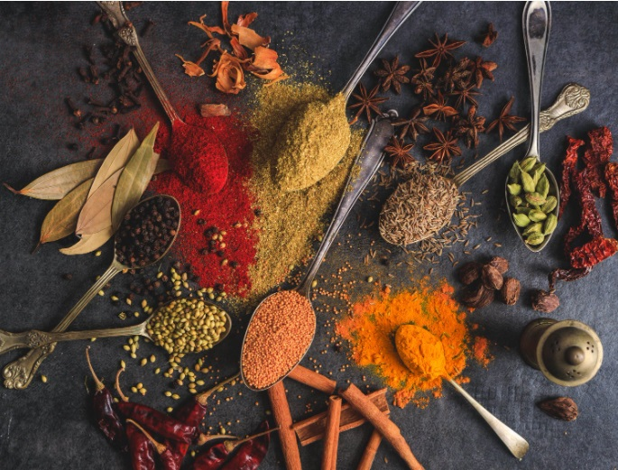 An Assortment of Spices - Meal Prepping Made Easy