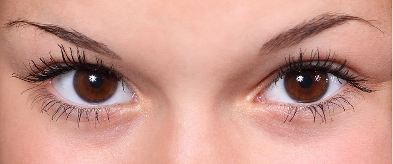 Close up of eyes and eyebrows - Enhance Your Natural Beauty