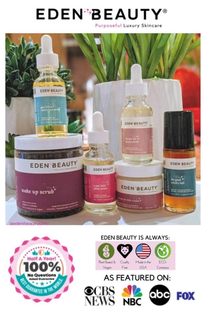 Eden Beauty - 2020 Holiday Gift Ideas and Buying Guide - For Her