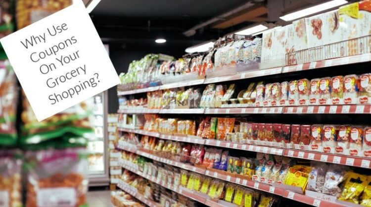 Grocery Store Shelves - Why Use Coupons