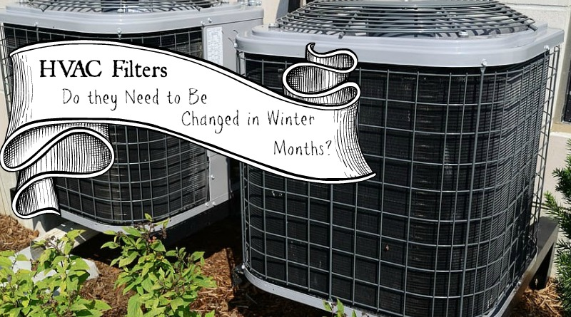 HVAC Units - Do You Need to Buy Air Filters in The Winter