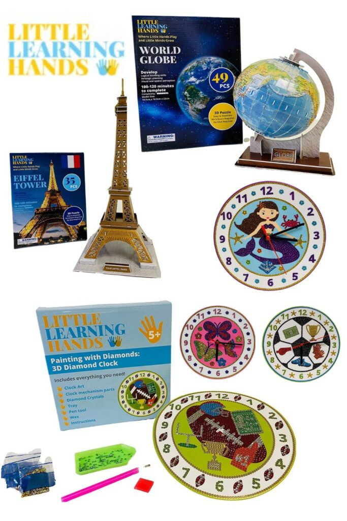 Little Learning Hands - 2020 Holiday Gift Ideas and Buying Guide: For the KIDS