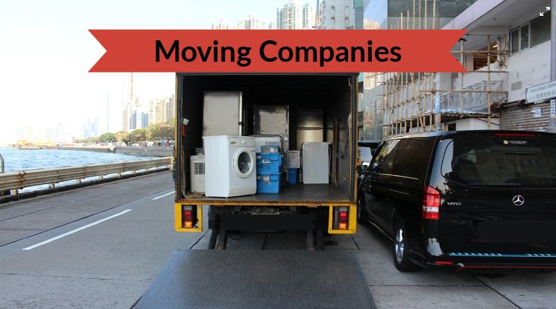 Loaded Moving Van - Benefits of hiring a moving company