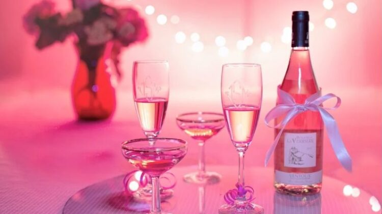 Pink Champagne and Roses - Bachelorette Party